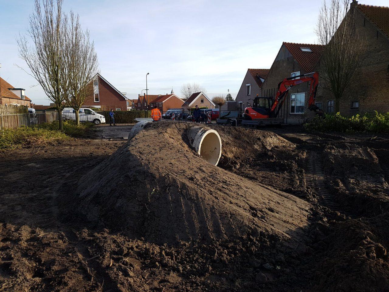 Renovatie speeltuin Sint-Annaland
